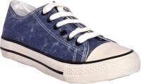 Limerence Ski Canvas Shoes(Blue)