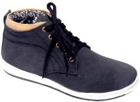 Vogue Guys Gray Ankle Sneakers