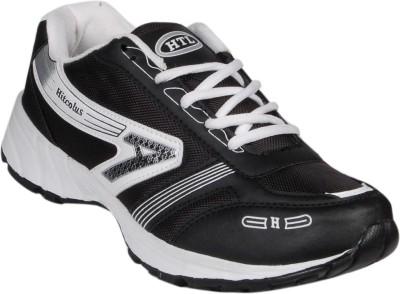 Hitcolus Black & White Sport Running Shoes