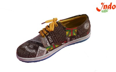 Indo Canvas Shoes