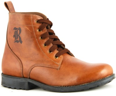 Richfield Rado Hestia Tan Boots