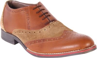 karizma shoes KZ10032Tan Casuals