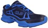CLB Walking Shoes (Black, Blue)