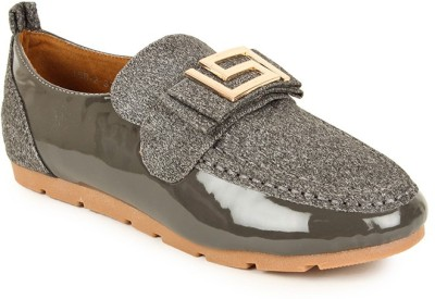 Lyc Grey Casual Shoes