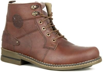 Lee Fog Tuff Brown Boots