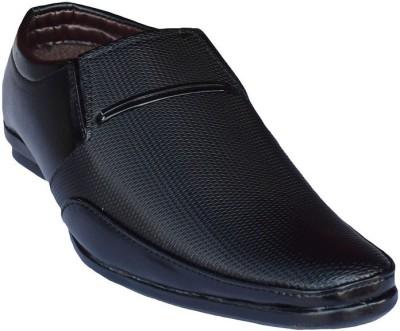 Jk Port Jkp014blk Slip On Shoes