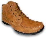 Woodpecker Bunai Boots (Beige)
