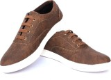 Ktux Casual Shoes (Brown)