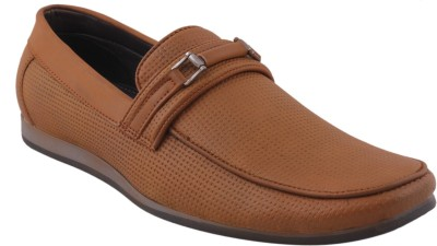 Maly M-15-BROWN Loafers
