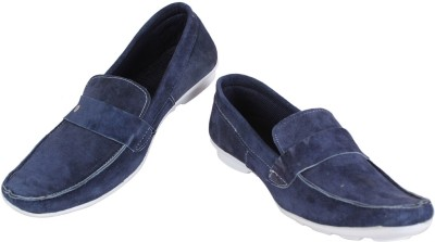 Leather Soft Loafers