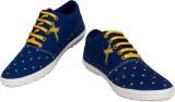 Prakum Canvas Shoes (Blue)