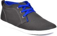 Footlodge Canvas Shoes(Grey)