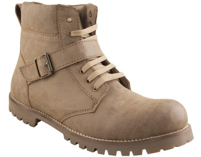 Ziera Earthkeepers Brown Boot Boot