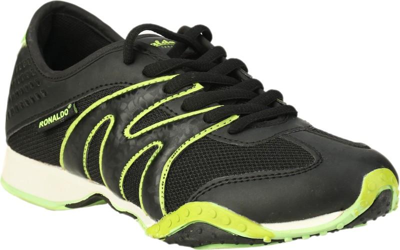 Ronaldo Madonna Running Shoes(Black)