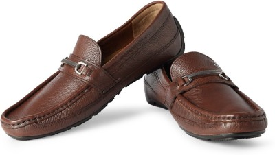 Louis Philippe Slip On Shoes