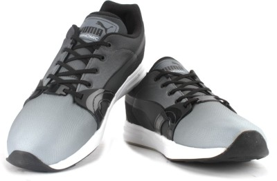 Puma XT S Blur Men Mid Ankle Sneakers(Black, Grey)