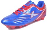 Vector X Magnum Football Shoes (Blue, Re...