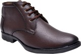 John Karsun Alive Lace Up Shoes (Brown)