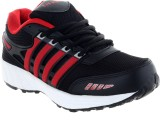 Fittos Red Black Running Shoes (Red, Bla...