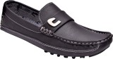 John Karsun Blast Loafers (Black)