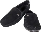 ANP Stylish Outdoors Loafers (Black)