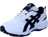 Zeefox Hockey Shoes, Cricket Shoes (Whit...