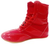 RXN Red Boxing & Wrestling Shoes (Red)