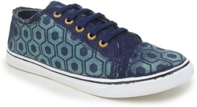 Sindhi Footwear Venetian Casuals(Blue)