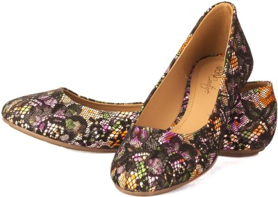 Vero Couture Meshy Floral Bellies