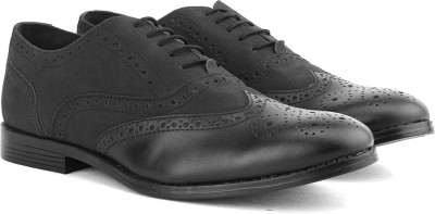 Knotty Derby Oliver Brogue Oxford Lace up