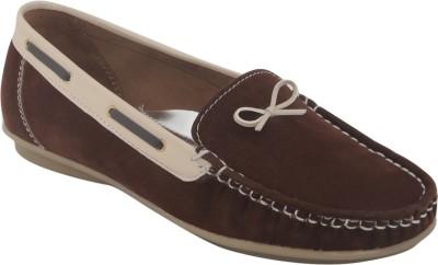 Zachho HC183 Loafers(Brown)