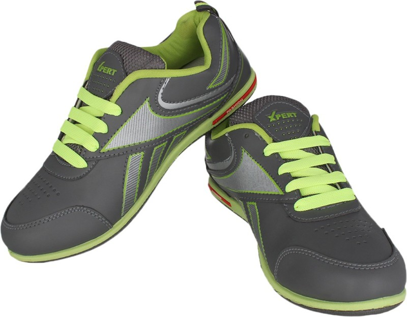 Xpert Running ShoesGrey Green