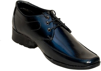 Adam Fit Synthetic-Leather-125 Lace Up Shoes