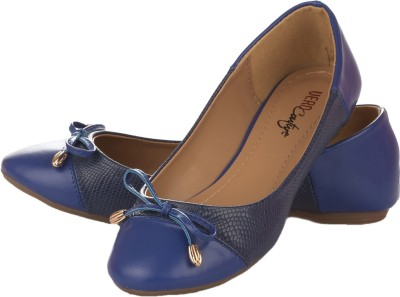 Vero Couture Bow Embellished Flat Bellies