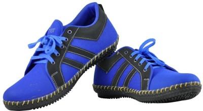 Alpha Man Royal Blue Rockstar Style Casuals