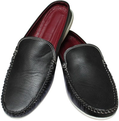 My Look 2108-Black Loafers