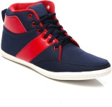 FNB 12 Casual Shoes (Blue, Red)