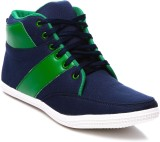 FNB 12 Casual Shoes (Blue, Green)
