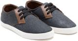 Randier Sneakers (Black, Tan)