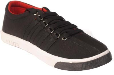 Fluid Fluid black Canvas Shoes