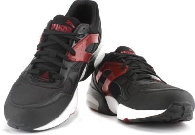 Puma R698 Mesh-Neoprene Mid Ankle Sneaker