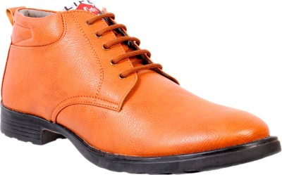 Four Star Lace Up Shoes