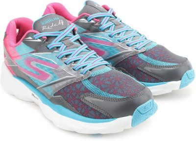 Skechers Go Run Ride 4 Running Shoes(Multicolor)