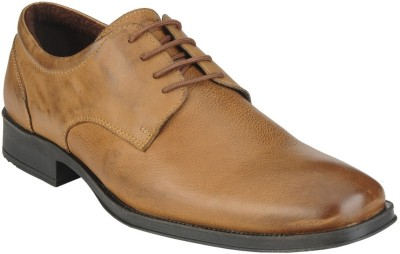 Delize 64873-Tan Lace Up Shoes