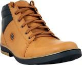 ANAV Boots (Tan)