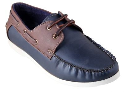 Tripssy Tripssy gf73 -10 Blue Boat Shoes