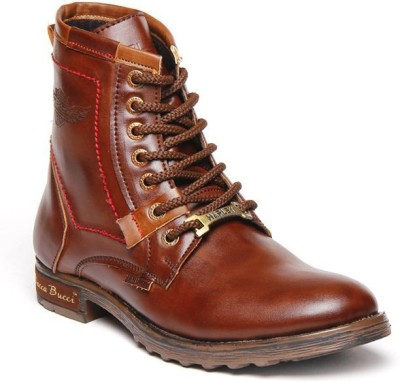 Bacca Bucci Adventure Brown Boots Boots
