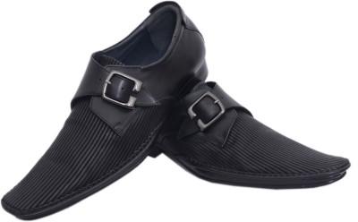 Aura SR2 Monk Strap Shoes