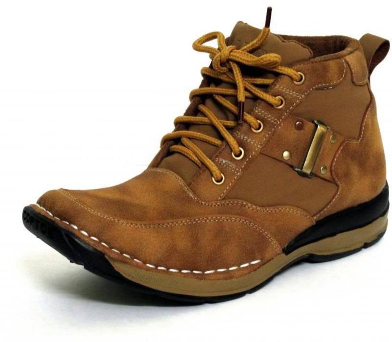 FBT 7302 Boots(Beige)