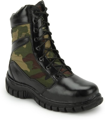 Benera JUNGLE HIGH ANKLE CAMOUFLAGE BOOT Boots